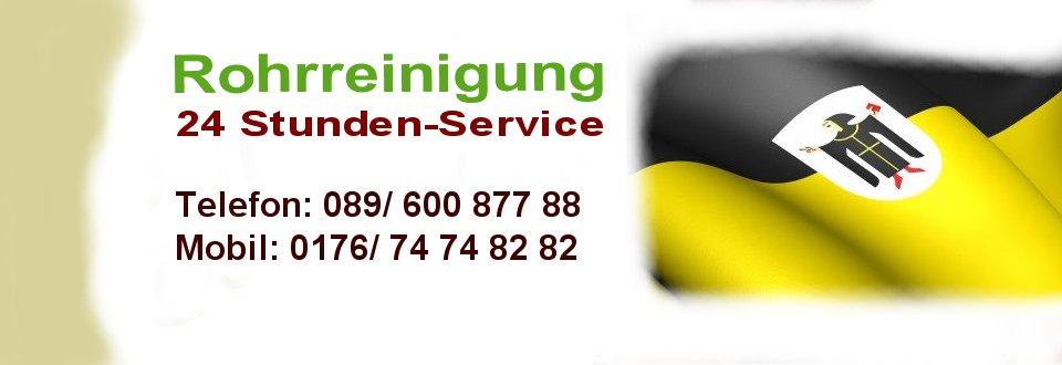 Rohrreinigung München - Angebote von M.S. Abwassertechnik